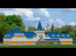 Многофункциональное здание в г. Дятьково