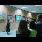 """Выставка """"Спорт в искусстве"""""""