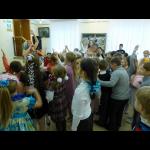 28 декабря 2013 г. состоялись новогодние праздники для воспитанников детской художественной студии музея.