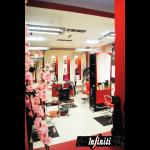 Основной парикмахерский зал
