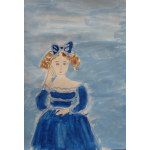 Фатеева Анна, 6 лет, г. Брянск